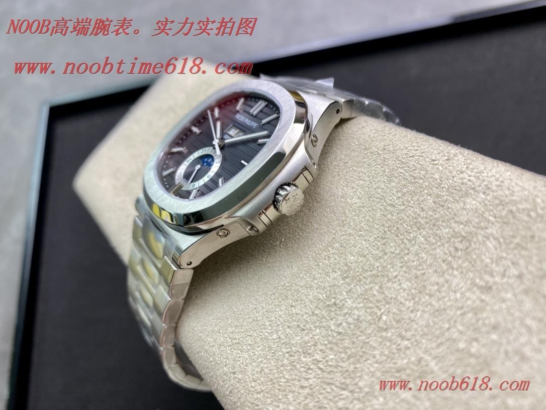 仿錶,精仿錶,複刻錶Green綠廠手錶百達翡麗運動優雅Nautilus系列(鸚鵡螺)年曆腕表5726款最佳副本,N廠手錶