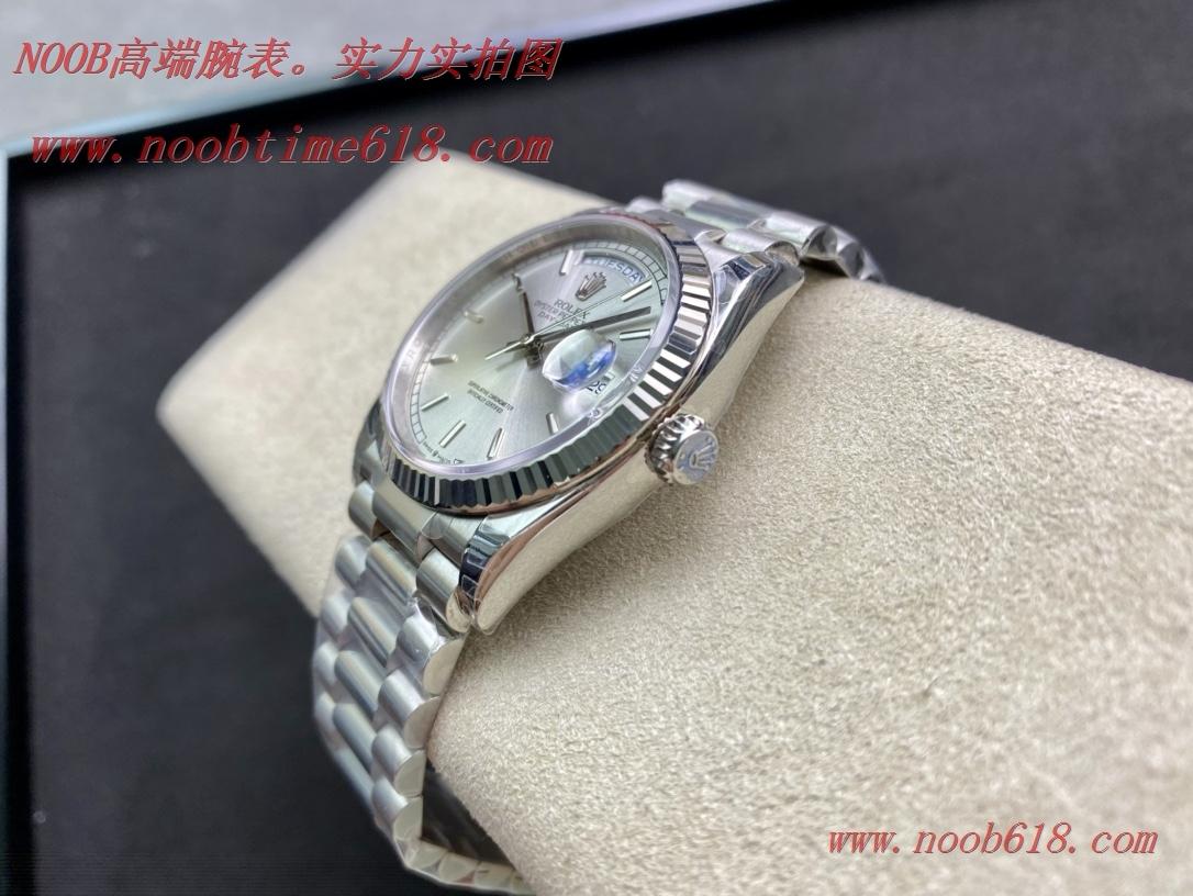 仿錶,精仿錶,複刻錶EW Factory最新力作V2升級版 勞力士Rolex星期日志型36終極版,N廠手錶