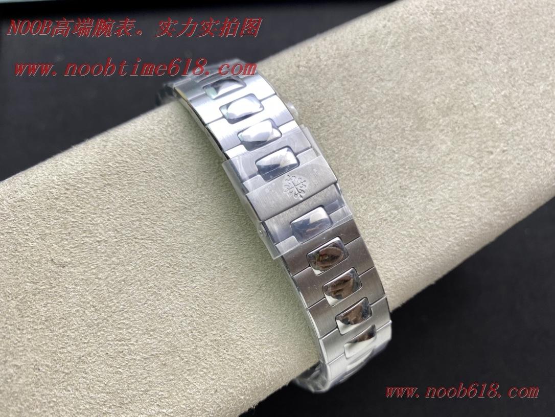 仿錶,精仿錶,複刻錶V2版真小秒3K factory百達翡麗鸚鵡螺5980/1A-014多功能計時腕表V2版本真小秒,N廠手錶