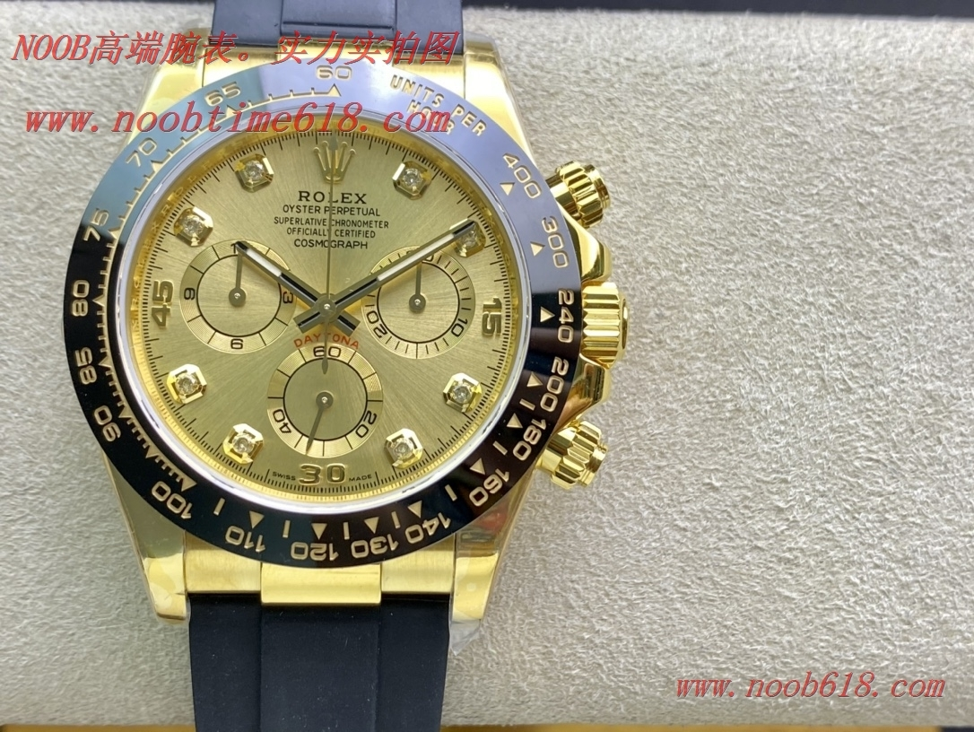 N廠,NOOB廠手錶官方旗艦店,WACTCH AGENT NOOB FACTORY勞力士迪通拿 超級4130機芯,N廠手錶