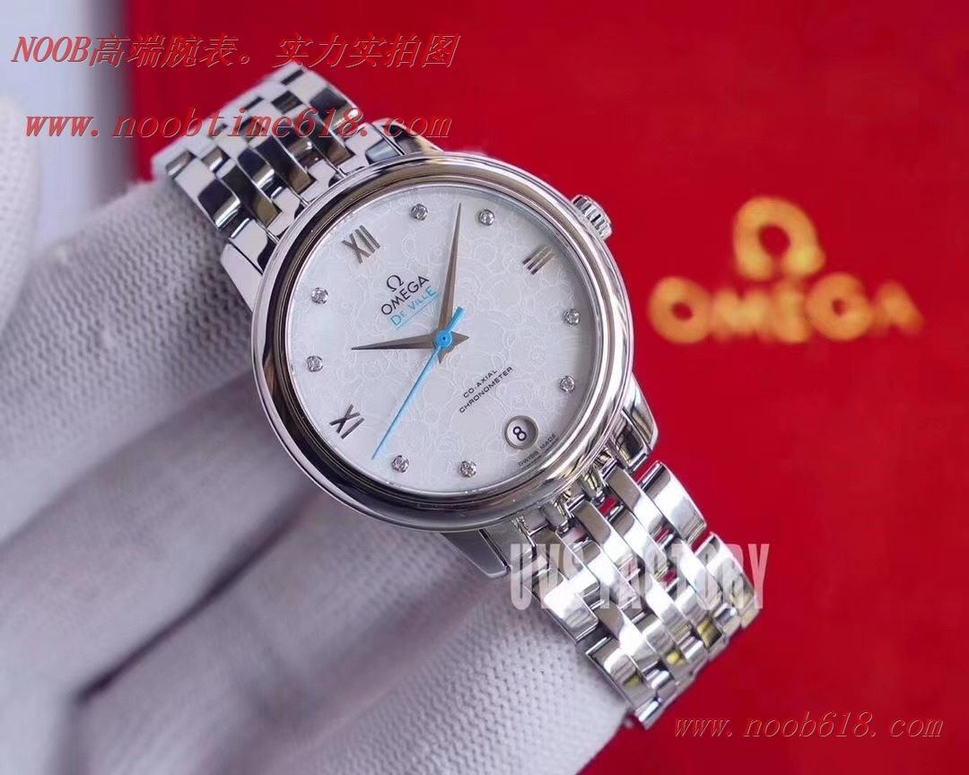 仿錶,精仿錶, UVS正品開模歐米茄碟飛系列424.10.33.20.55.002,N廠手錶