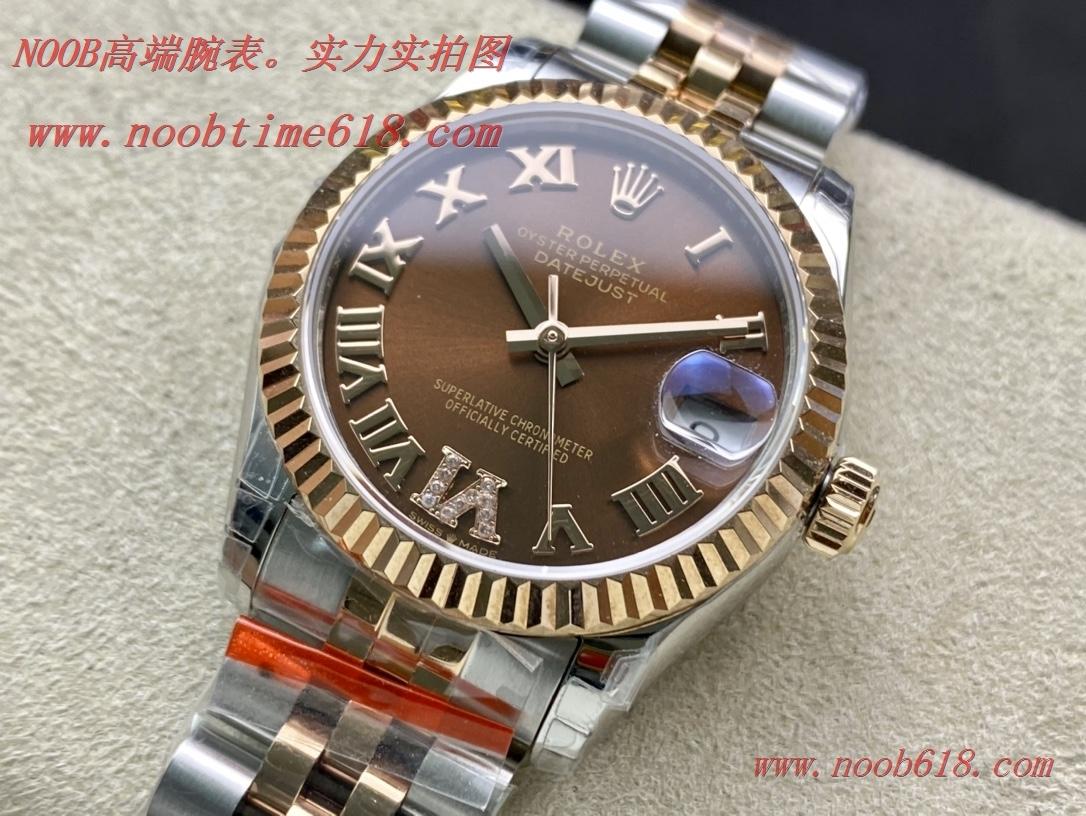 精仿手錶,仿錶TW FACTORY 勞力士蠔式恒動日誌31mm,N廠手錶