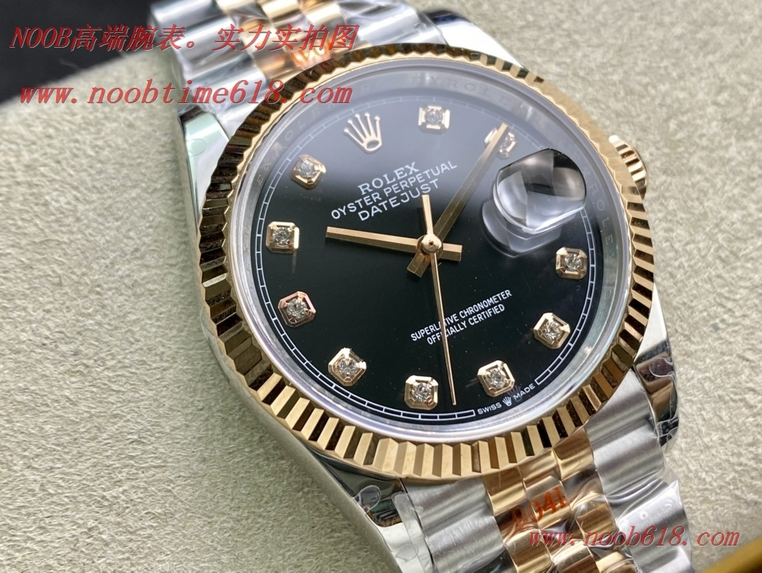 精仿手錶,仿錶GM廠手錶勞力士36mm五珠鋼帶日誌V2版 3235一體機V3系列,N廠手錶
