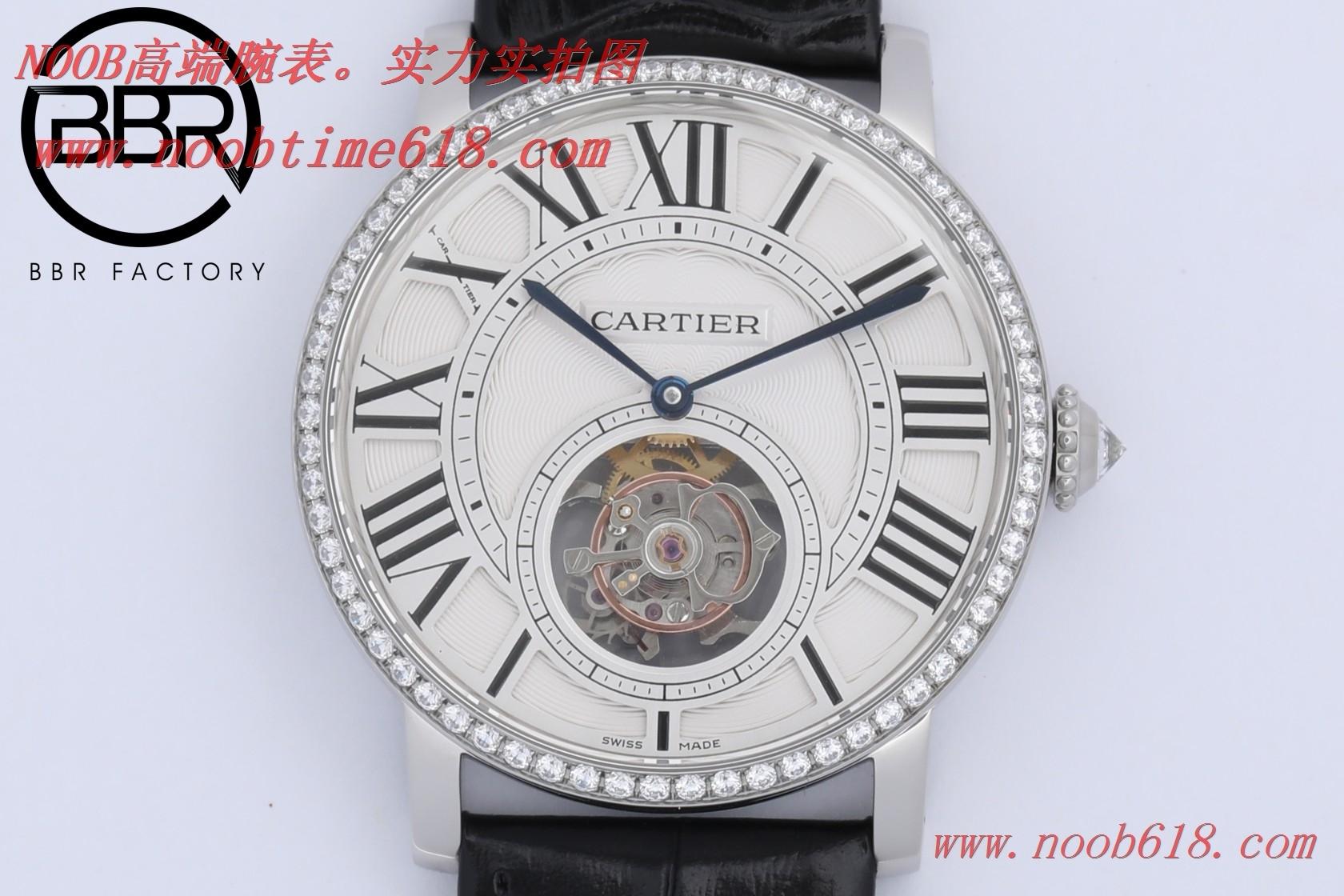 仿錶,精仿手錶,REPLICA WATCH BBR factory卡地亞ROTONDE DE CARTER 系列型號:HPI00593,N廠手錶