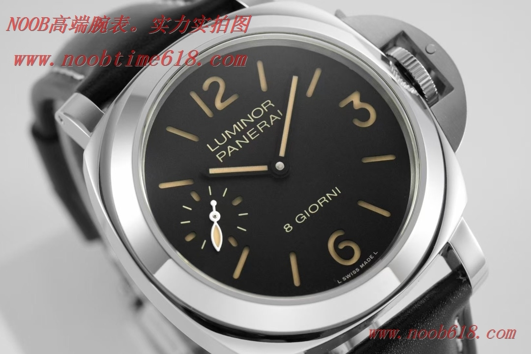 仿錶,精仿手錶REPLICA WATCH HW Factary 首推新品Luminor廬米諾沛納海腕表Pam915手動上鏈機械機芯,N廠手錶