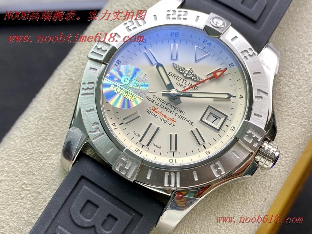仿錶,精仿手錶,GF廠手錶百年靈GMT 復仇者二代v2升級版,N廠手錶