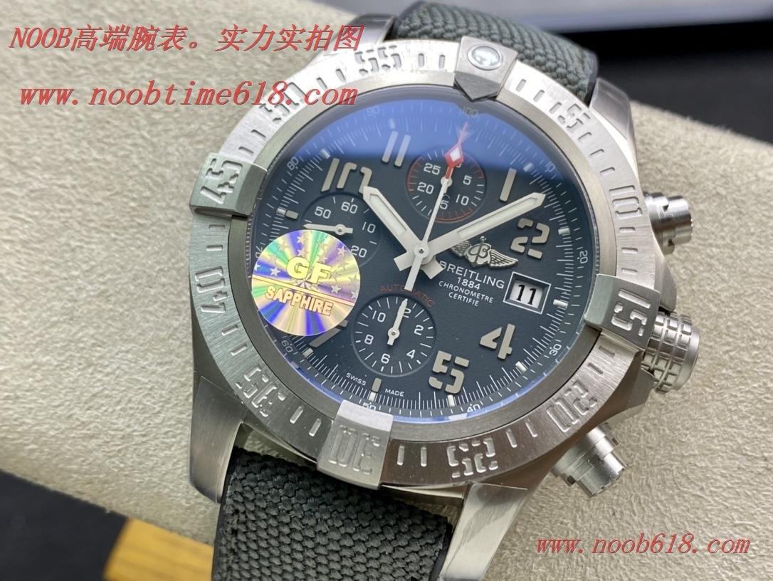 仿錶,精仿手錶,GF廠手錶百年靈復仇者颶風系列45mm計時碼表,N廠手錶
