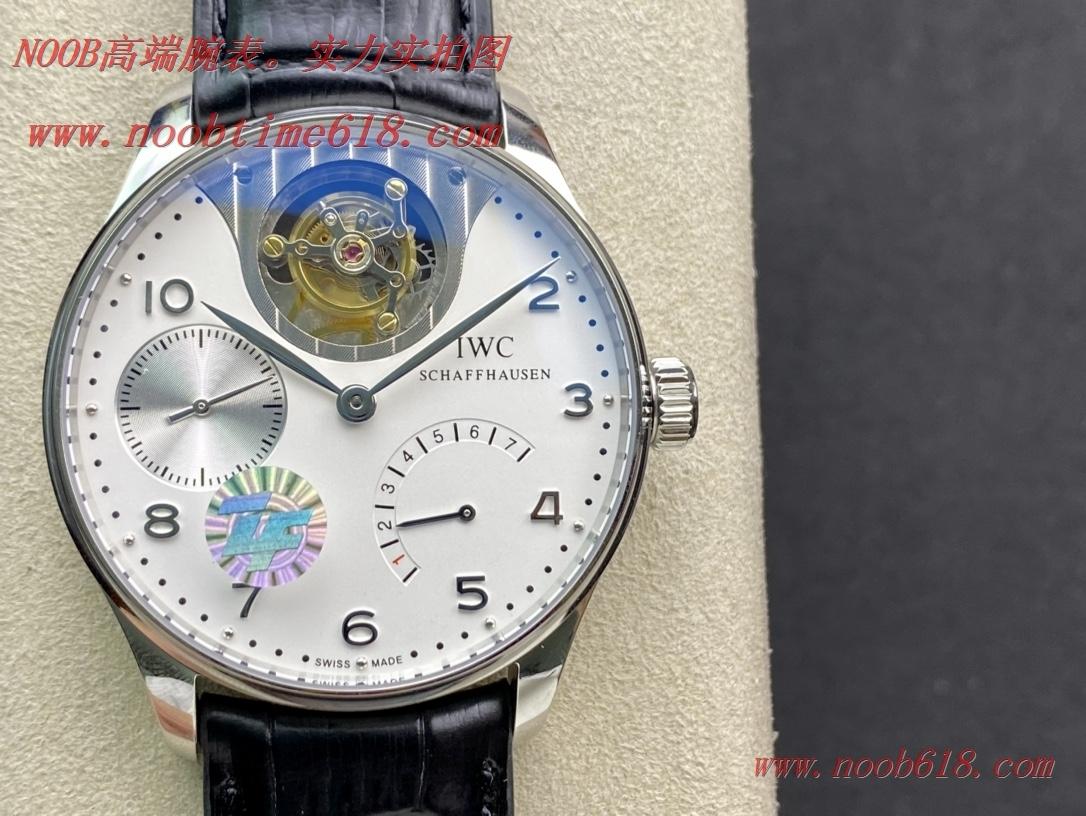 仿錶,精仿錶ZF廠手錶IWC萬國表葡萄牙系列逆跳陀飛輪腕表,N廠手錶