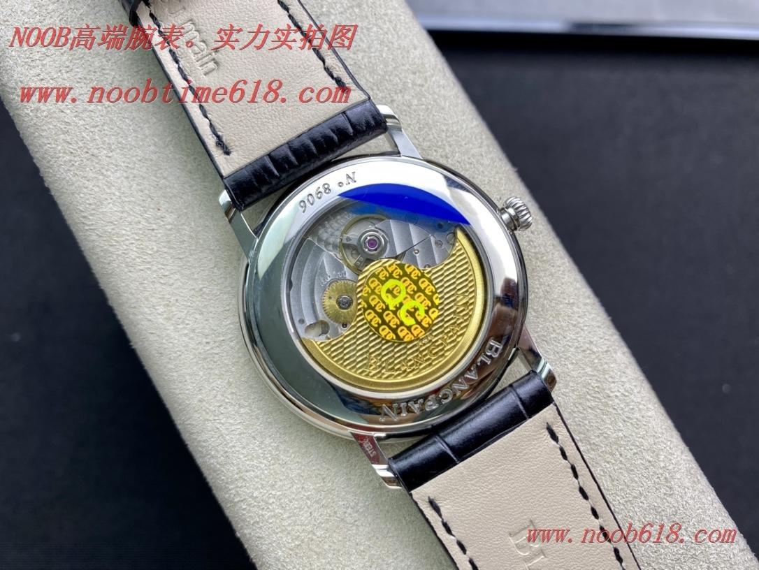 仿錶,精仿錶ZF廠手錶寶珀6651-1127-55B搪瓷白,N廠手錶