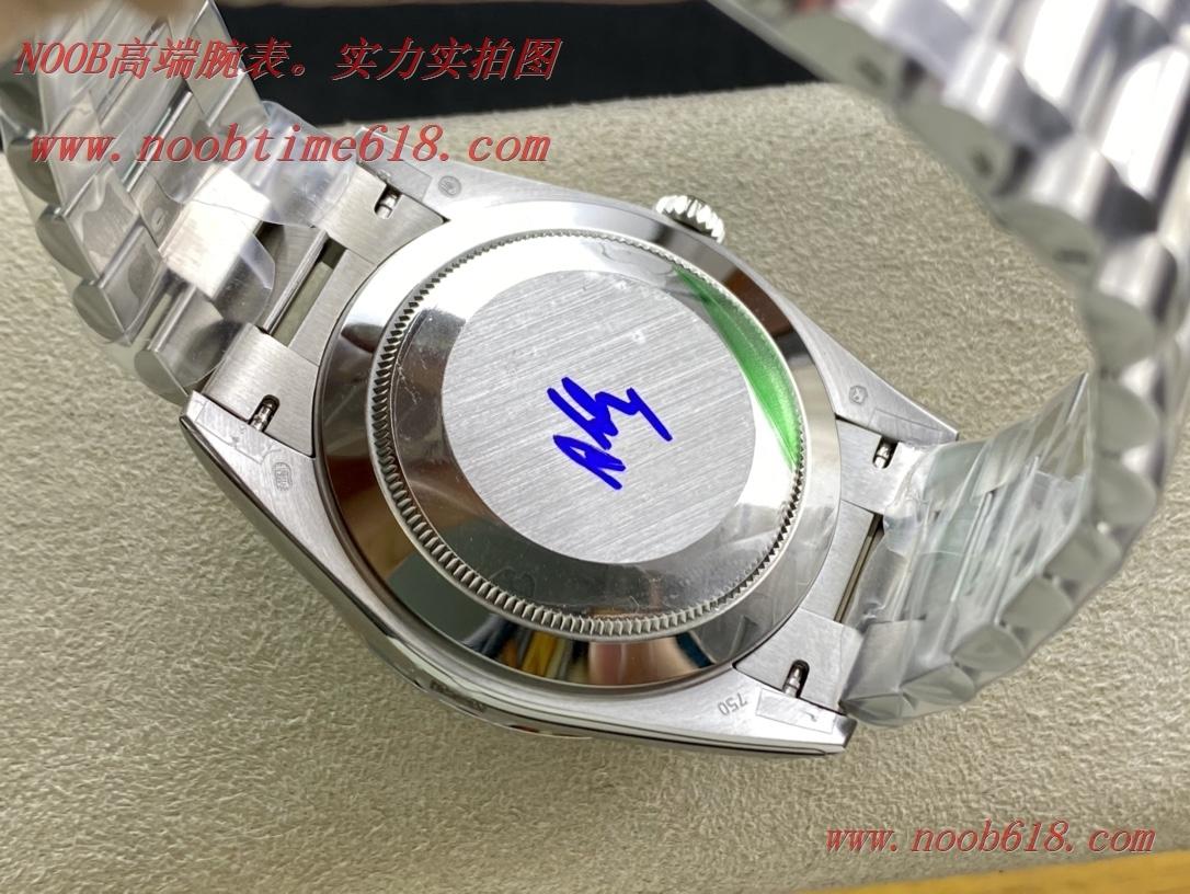 香港仿錶,臺灣手錶BP factory劳力士星期日志系列2836机芯40mm,N厂手表