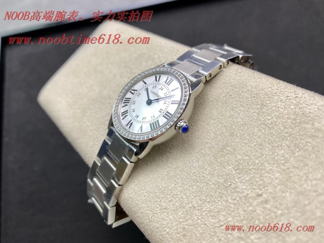 香港仿錶,臺灣手錶理圖為小號29.5mm K11廠手錶卡地亞倫敦系列情侶對表,N廠手錶