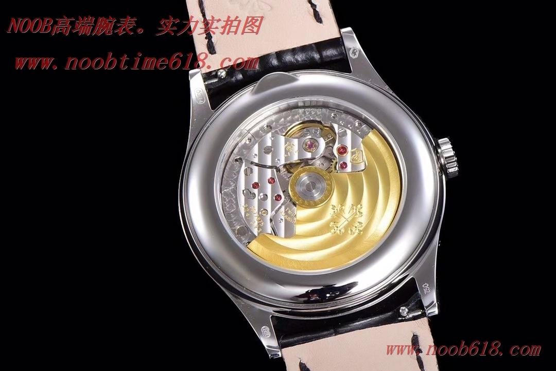 香港仿錶,精仿錶,GR factory百達翡麗複雜功能計時5396系列,N廠手錶