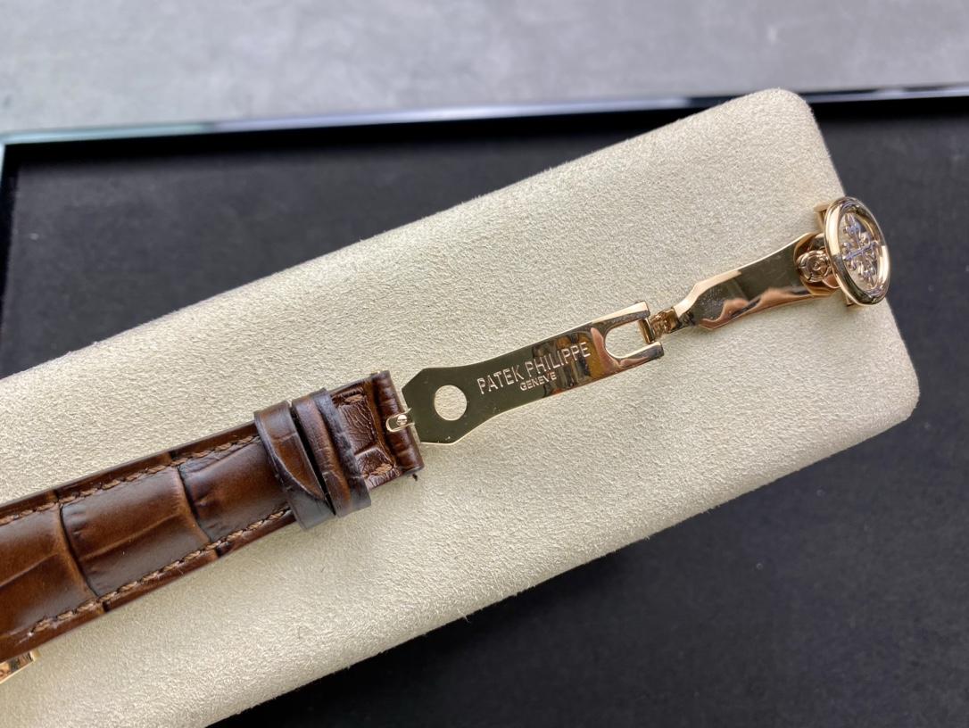 GR廠手錶百達翡麗複雜功能計時5396系列,N廠手錶