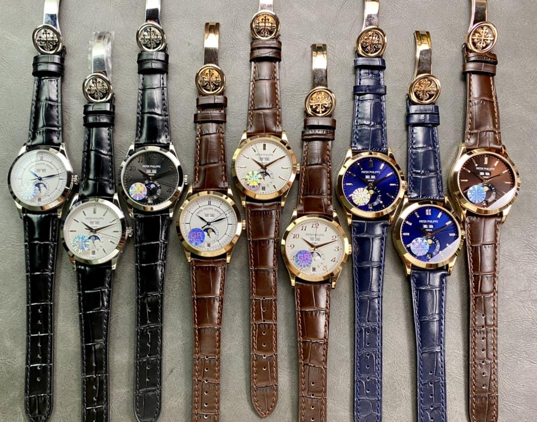 仿錶,精仿錶,GR factory百達翡麗複雜功能計時5396系列,N廠手錶