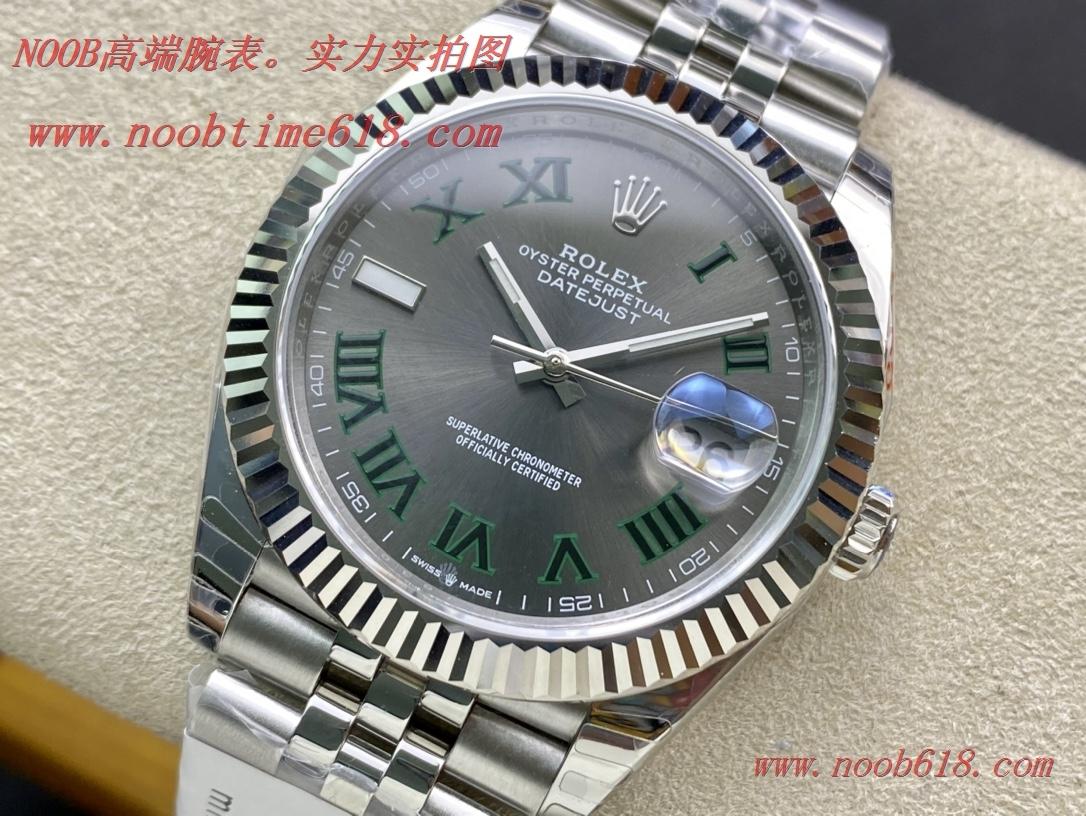 仿錶,複刻錶,REPLICA WATCH CK Factory 勞力士41MM日誌型Cal.3235配備感應保卡獨立防偽碼
