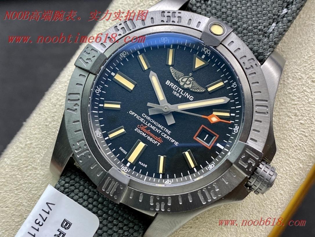 仿錶,複刻錶,原單品質,百年靈黑鳥偵察機腕表,N廠手錶