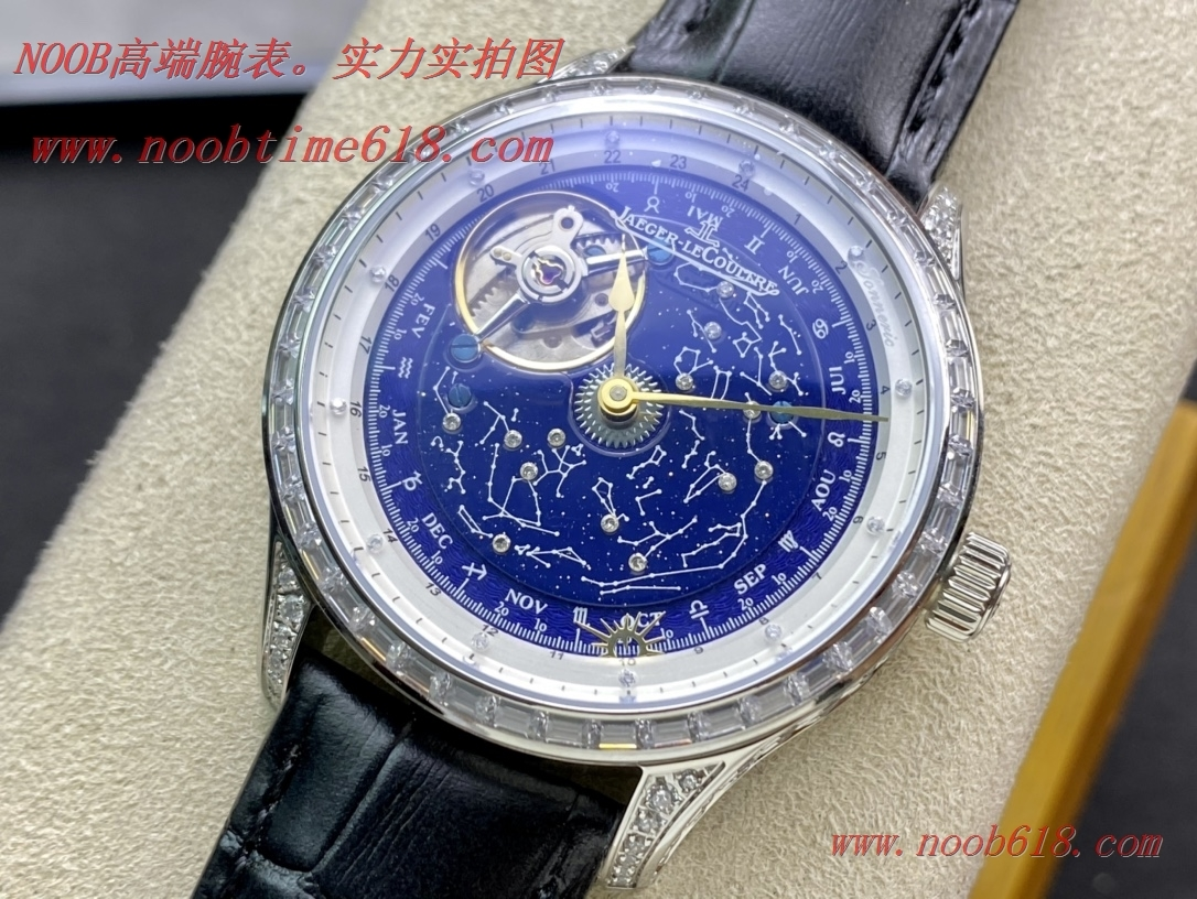 北斗星空軌道飛輪机芯仿錶,複刻錶