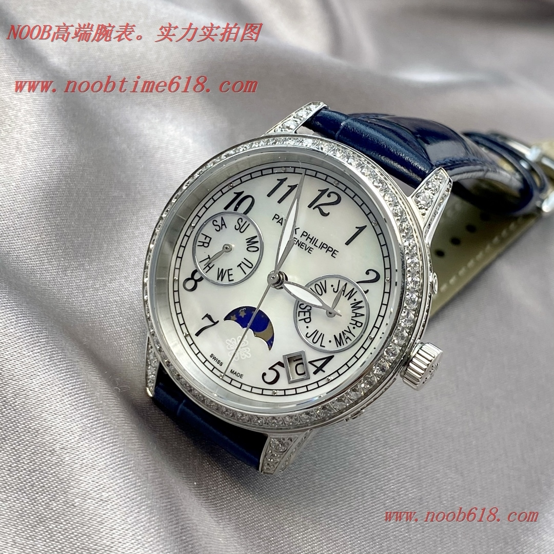小紅書爆款手錶,複刻錶,複刻手錶,REPLICA WATCH 百達翡麗Patek Philippe 4947萬年曆女表