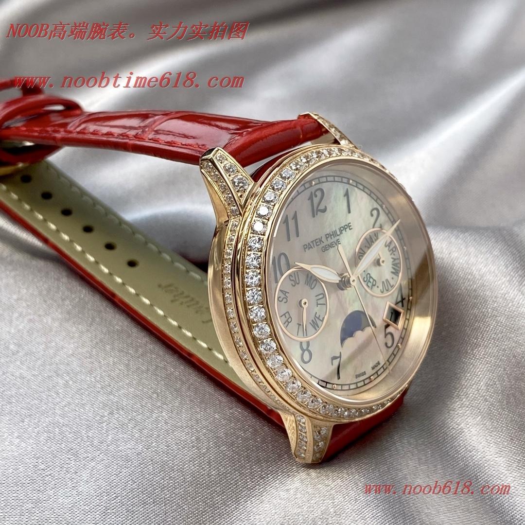 複刻錶,複刻手錶,REPLICA WATCH 百達翡麗Patek Philippe 4947萬年曆女錶