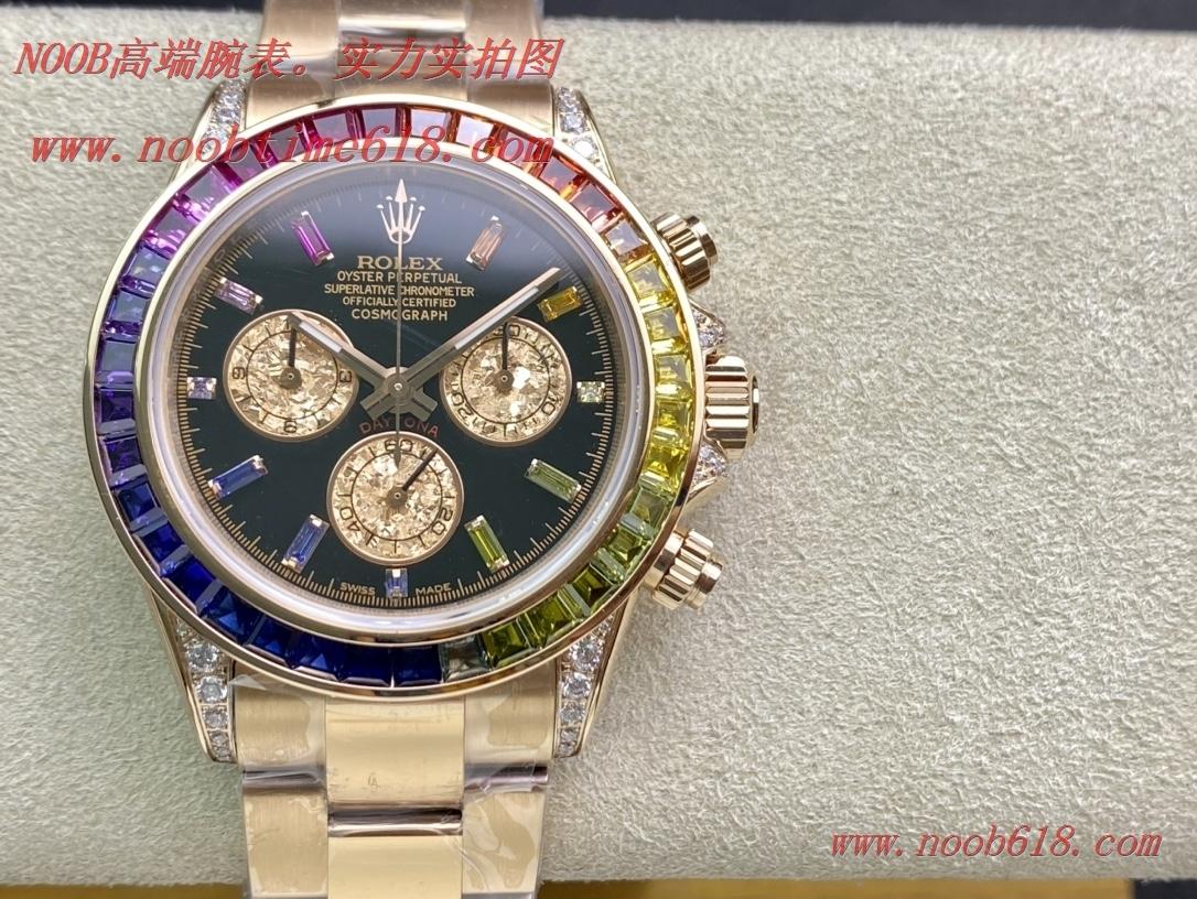 彩虹迪複刻錶,複刻手錶,TW factory彩虹迪勞力士,仿錶