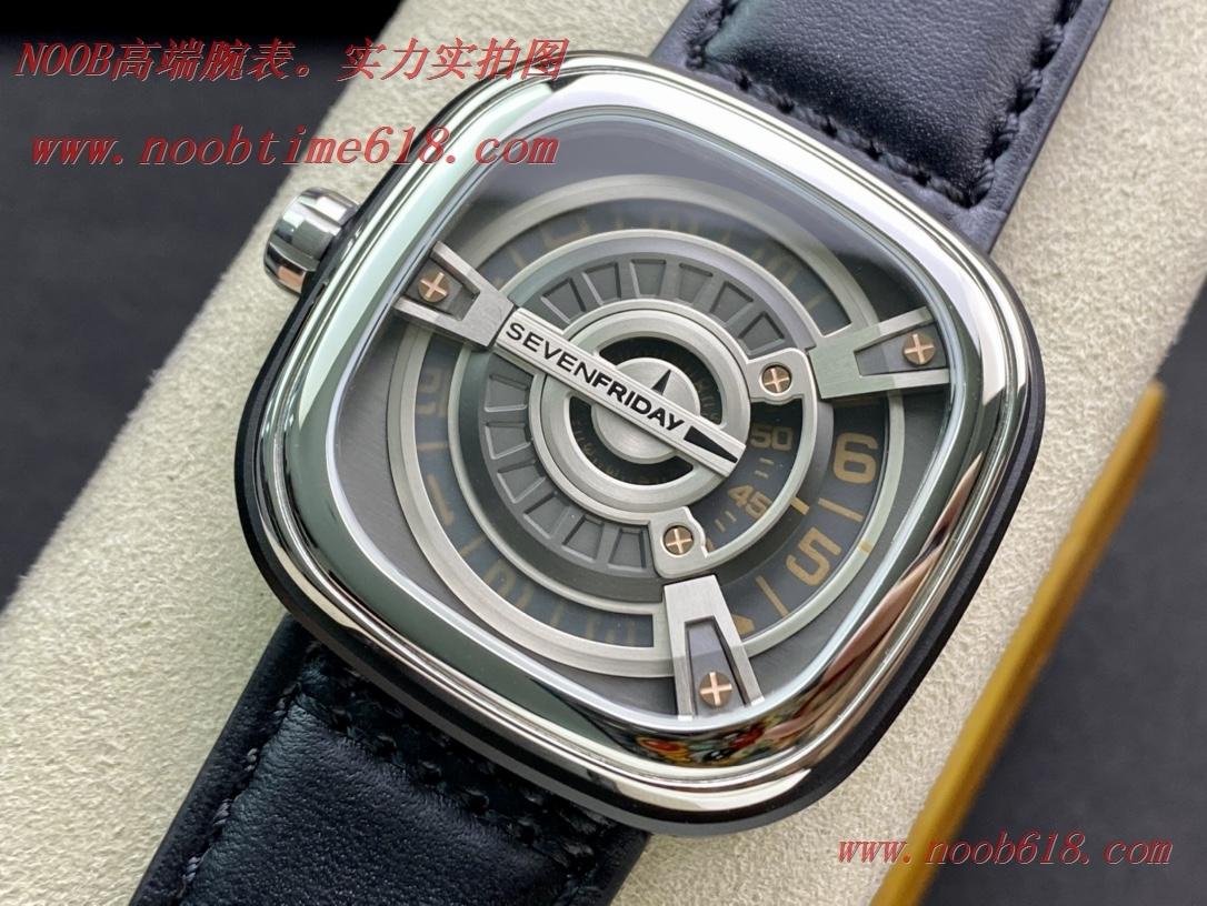 N廠,N廠手錶,NOOB廠手錶官方旗艦店,七個星期五 SEVENFRIDAY M1/03