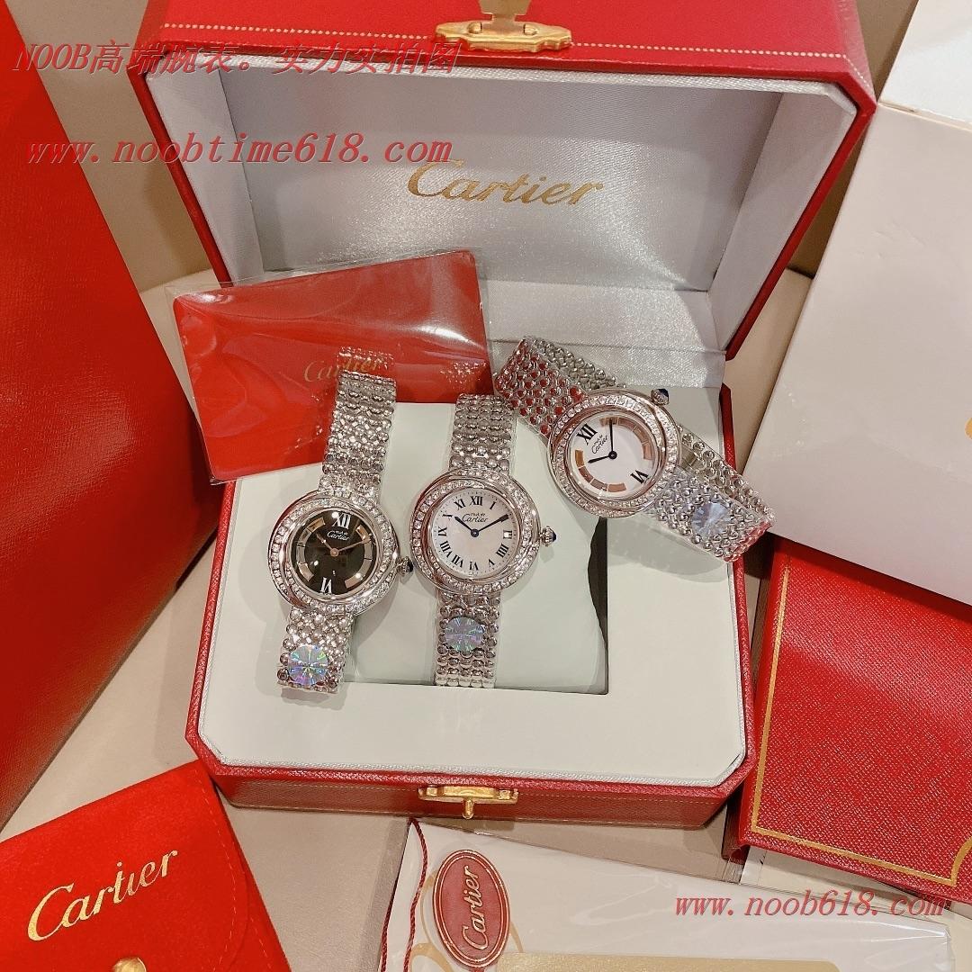 仿錶卡地亞Cartier小旋風32MM時光流轉系列經典中古表