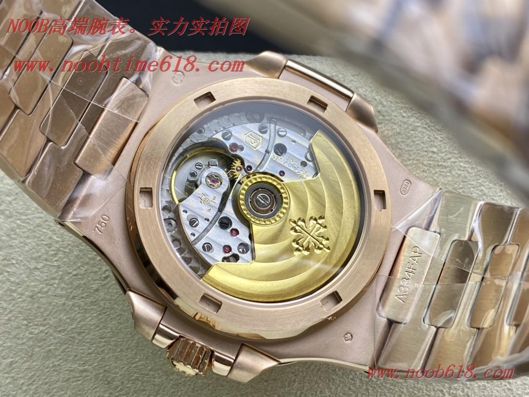 n廠,N廠手錶,NOOB廠手錶官方旗艦店,MP factory百達翡麗鸚鵡螺鋼表之王5711鸚鵡螺
