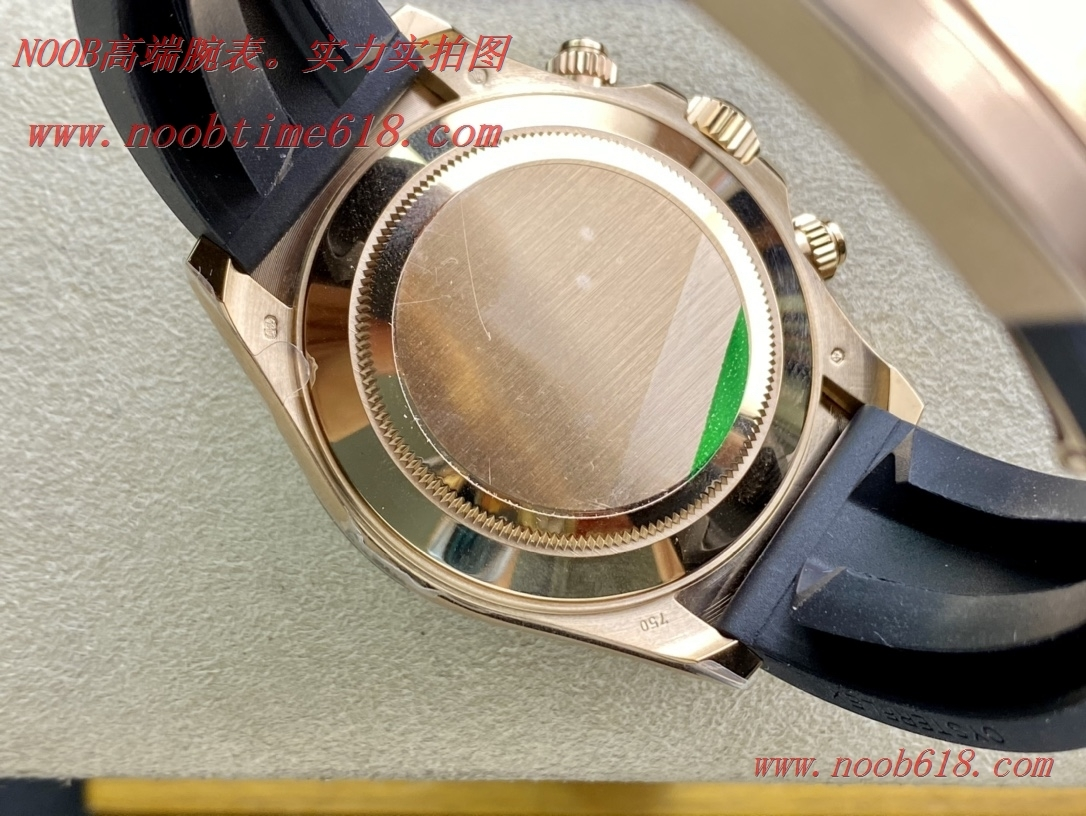 香港仿錶,複刻手錶HQ factory rolex daytona 高品質迪通拿重金研發7750機芯只有兩檔(沒有空檔),n廠手錶