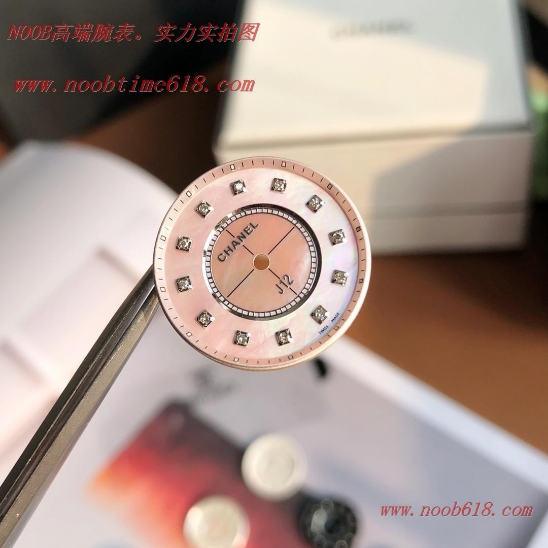 仿錶,CHANEL香奈兒J12系列白陶瓷33MM石英款手錶