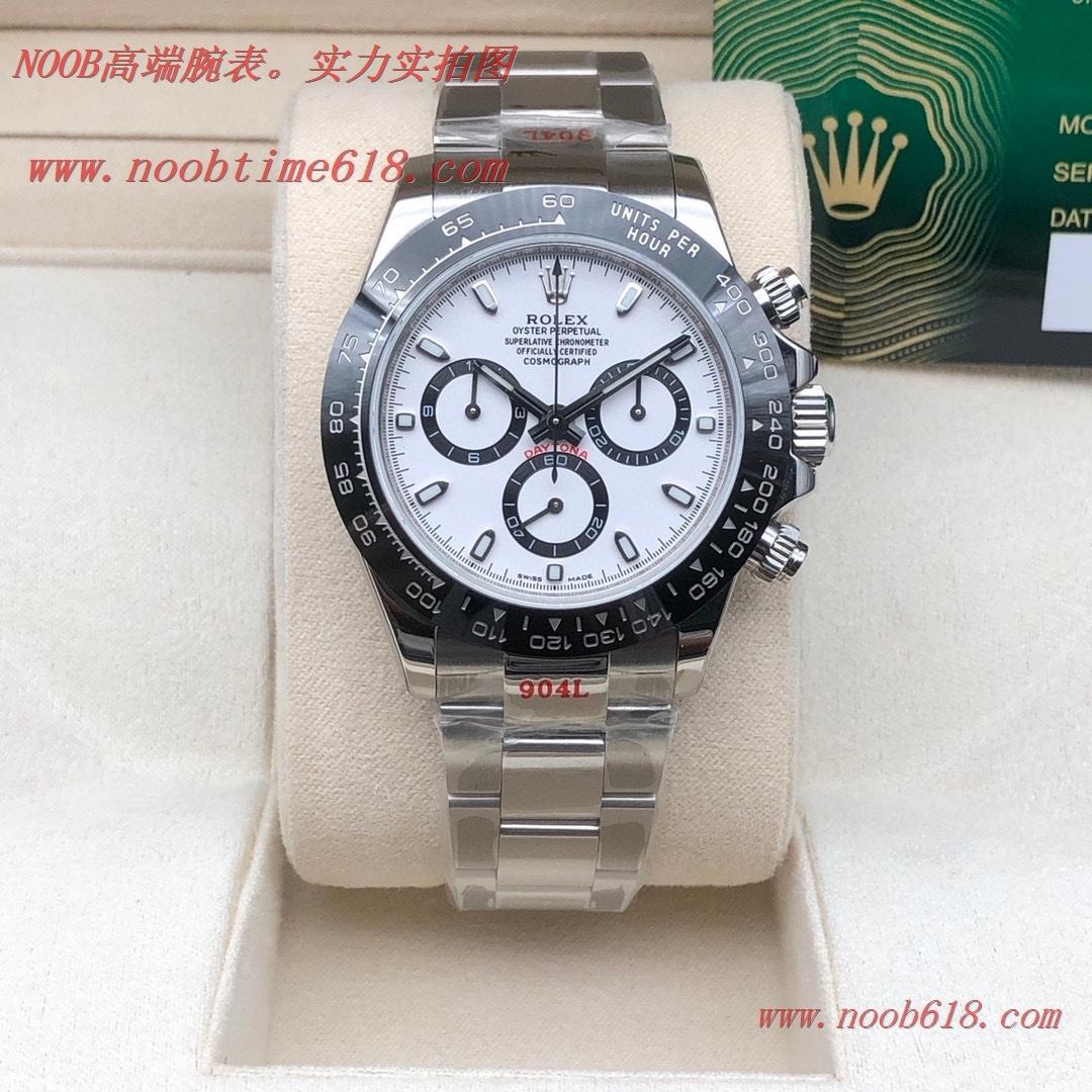 N廠手錶,精仿錶HQ factory rolex daytona 高品質迪通拿重金研發7750機芯只有兩檔(沒有空檔),n廠手錶