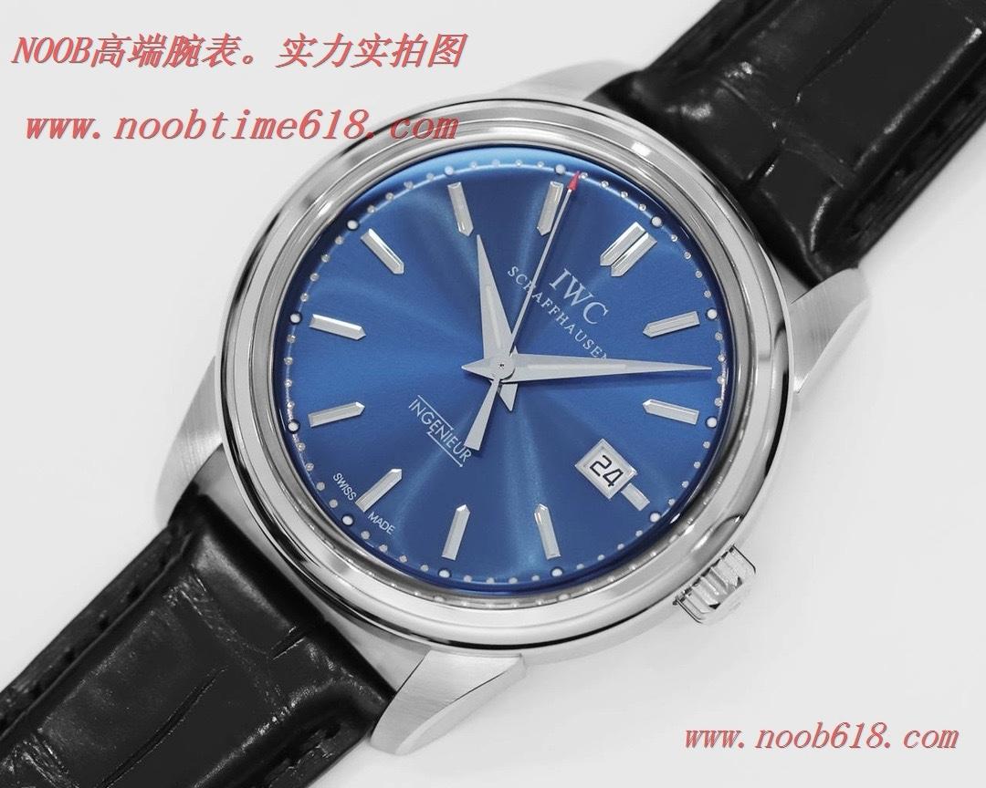 仿錶IWS新品發佈原版開模IWC勞倫斯體育公益基金會版型號:IW323310手錶