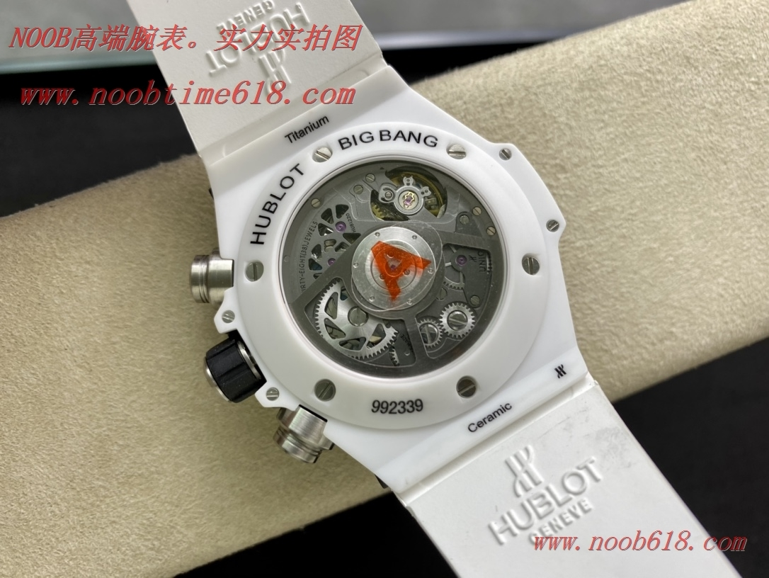 仿錶,HB factory恒寶Big Bang最新白陶瓷宇舶大爆炸手表