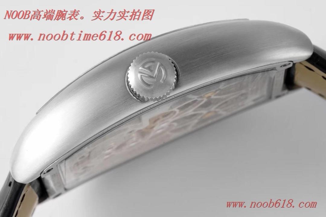 仿錶法蘭克穆勒25鑽鏤空陀飛輪09年限量版複刻手錶