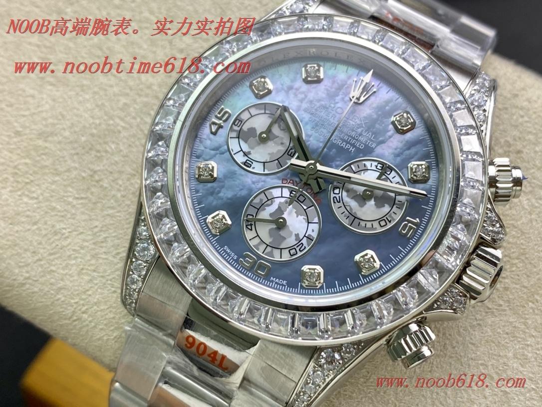 仿錶,HQ廠手錶高品質迪通拿重金研發7750機芯只有兩檔沒有空檔,N廠手錶