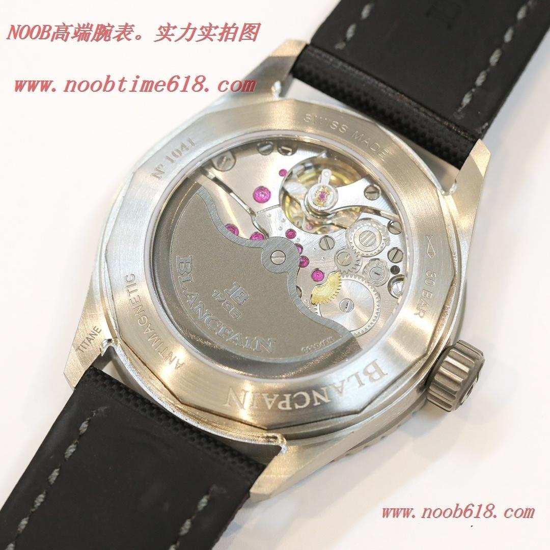 仿錶,GF廠手錶寶珀五十尋系列緞面磨砂鈦金屬43mm男表複刻手錶