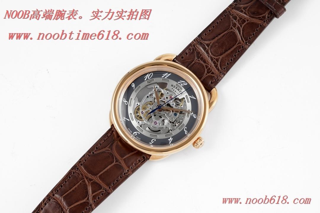 仿錶,愛馬仕Hermès Arceau復古情懷男士腕表複刻手錶