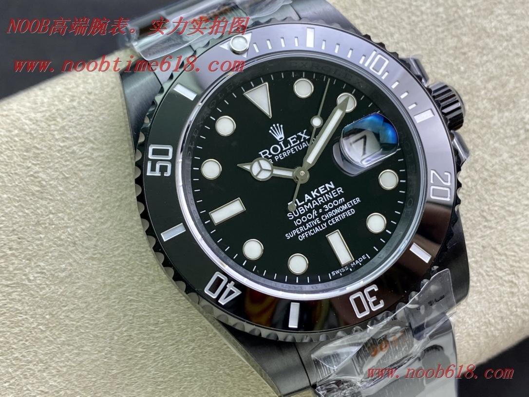 香港仿錶,IPK改裝作品---BLAKEN款水鬼全系列勞力士Rolex碳黑鋼皇!改裝勞力士水鬼系列