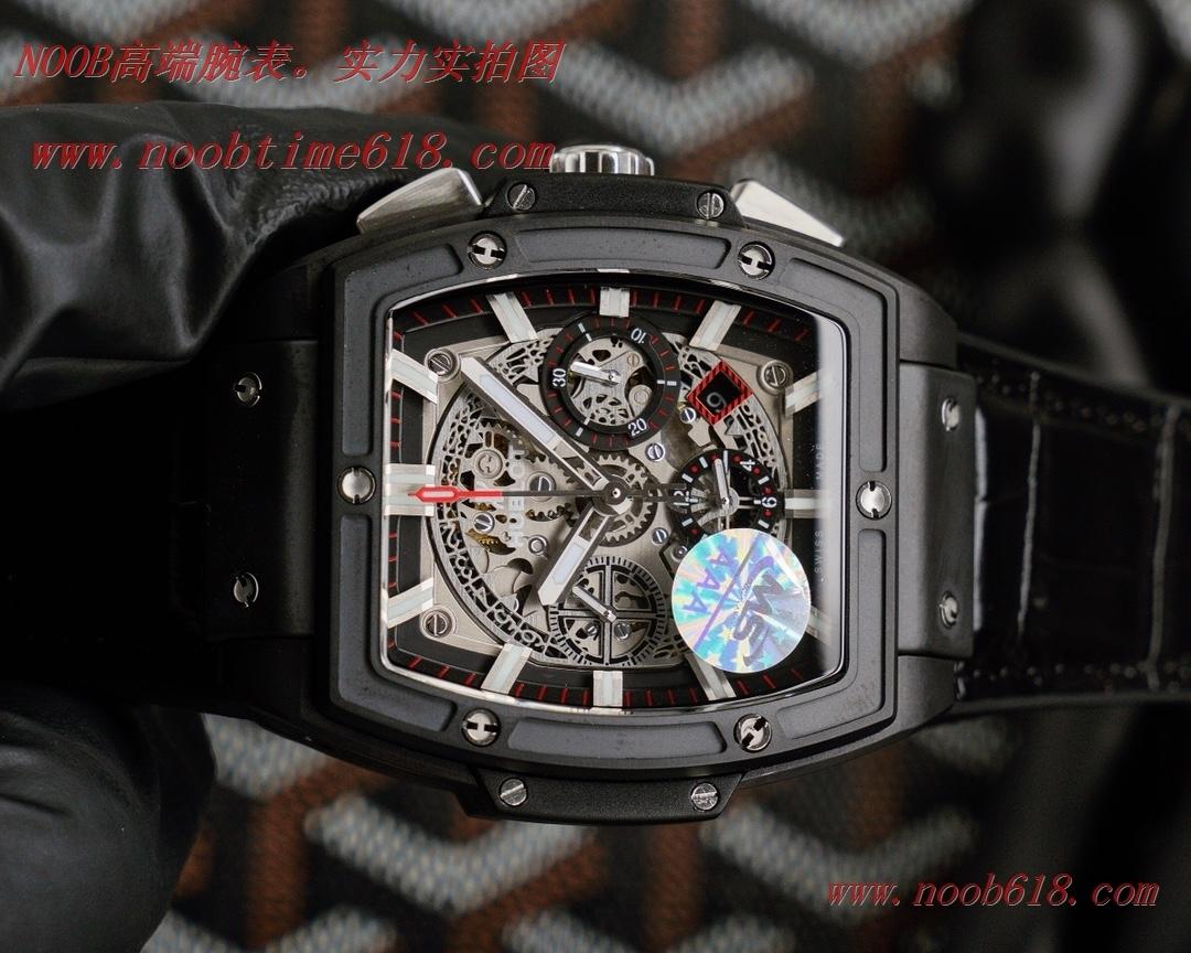 香港仿錶,宇舶HUBLOT恒寶大爆炸計時款SPIRIT OF BIG BANG系列腕表複刻錶