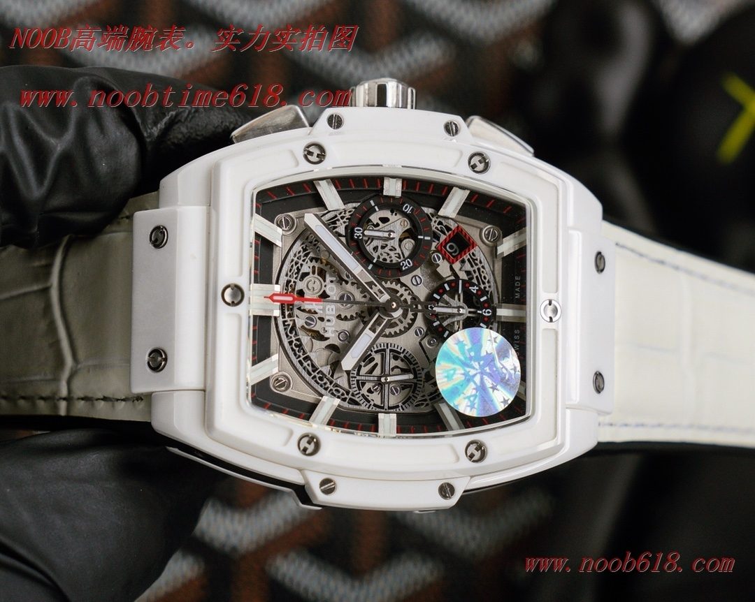仿錶,宇舶HUBLOT恒寶大爆炸計時款SPIRIT OF BIG BANG系列腕表複刻錶