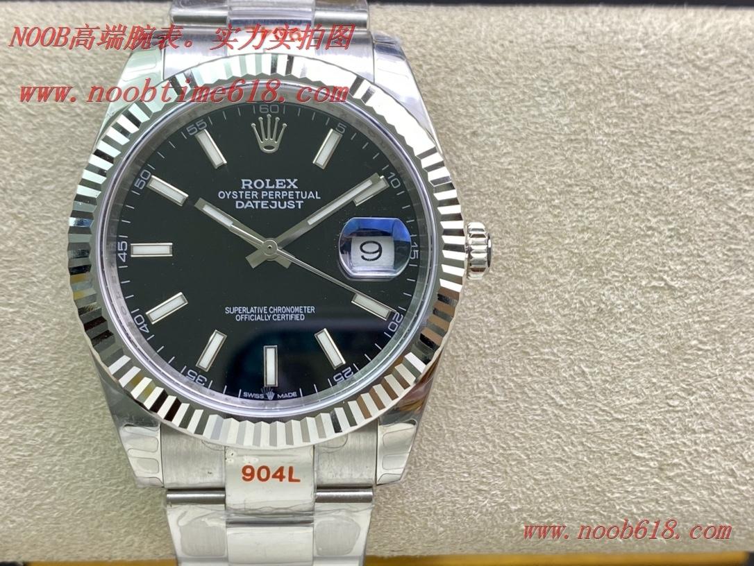 仿錶,HQ出品勞力士日誌41mm 紀念型(Jubilee)五格鏈節複刻手錶