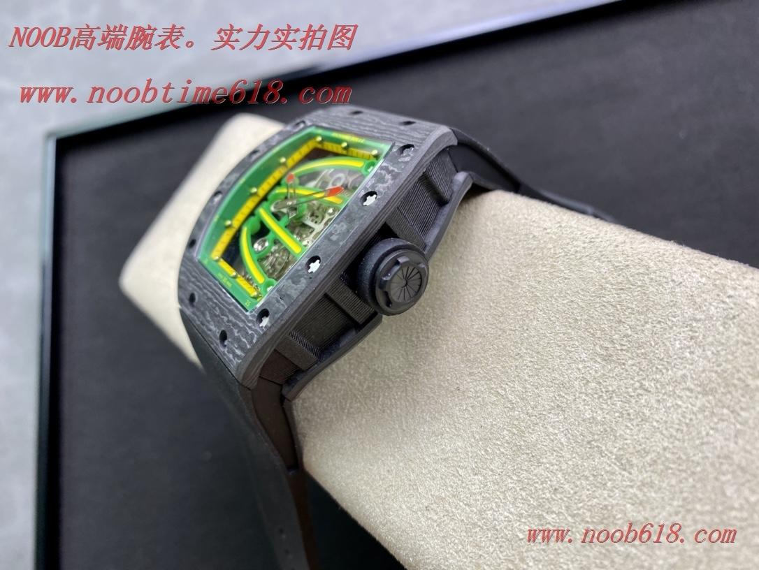 臺灣仿錶,理查德米勒Richard Mille RM59-01陀飛輪綠蜥蜴複刻手錶