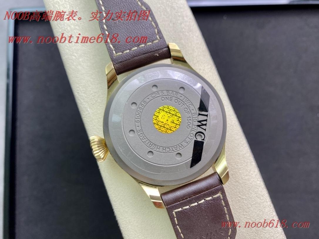N廠手錶,ZF廠手錶IWC萬國空中霸主 大飛(大飛行員)系列46mm臺灣手錶