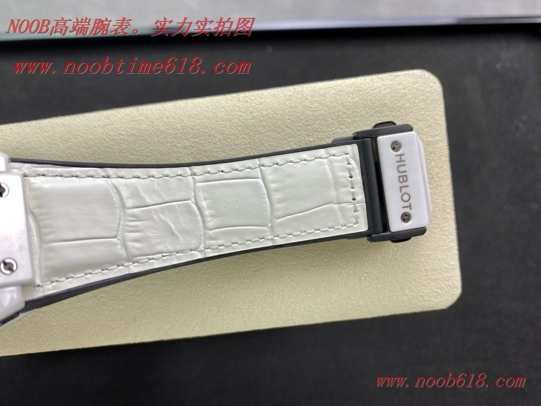 陶瓷手錶,宇舶HUBLOT恒寶大爆炸計時款SPIRIT OF BIG BANG系列腕表N廠手錶