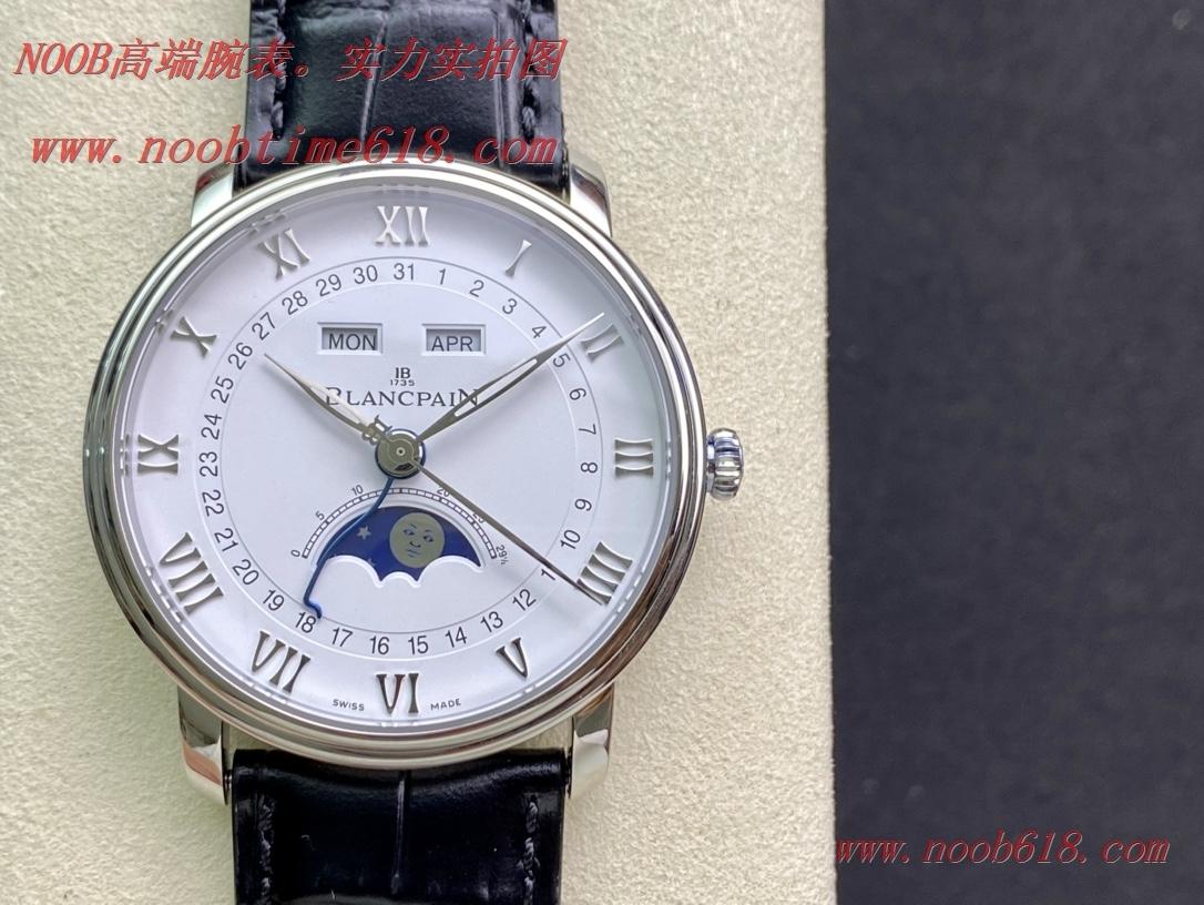 仿錶,TW廠手錶寶珀villeret經典系列 6654月相顯示複刻手錶