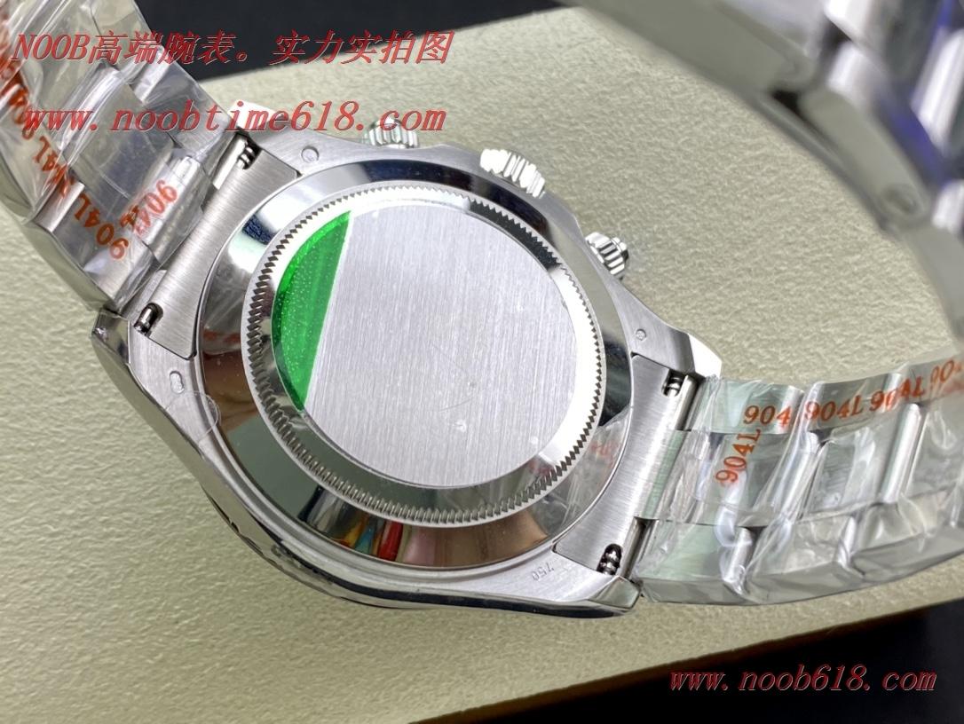 N廠手錶,HQ出品高品質勞力士迪通拿重金研發7750機芯沒有空檔複刻手錶