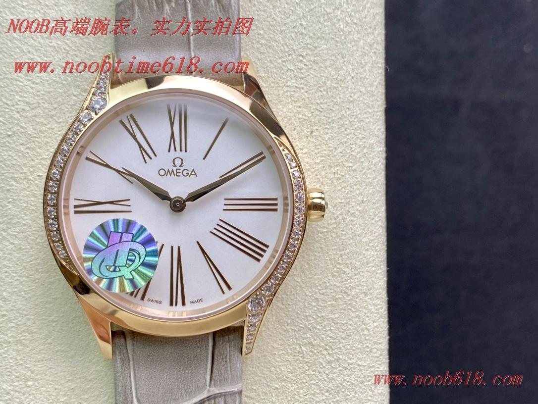 仿錶,HQ出品2021新款歐米茄名典系列香港仿錶