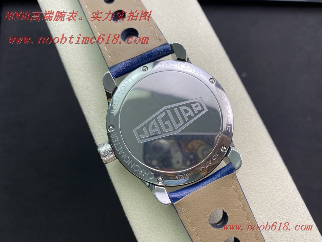 仿錶,REPLICA WATCH 原單寶名兩大英國本土品牌寶名Bremont車Jaguar聯手合作推出手錶