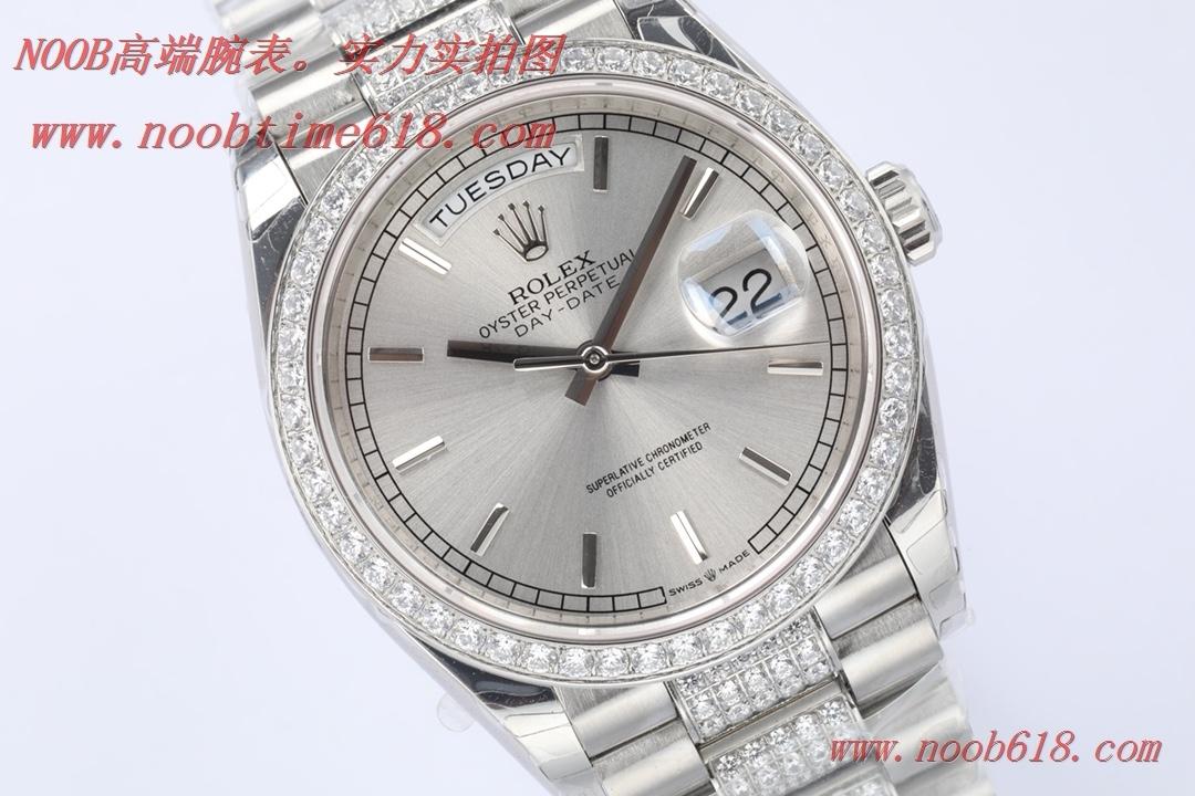 仿錶,2021新品EW廠手錶勞力士星期日志型36MM複刻手錶