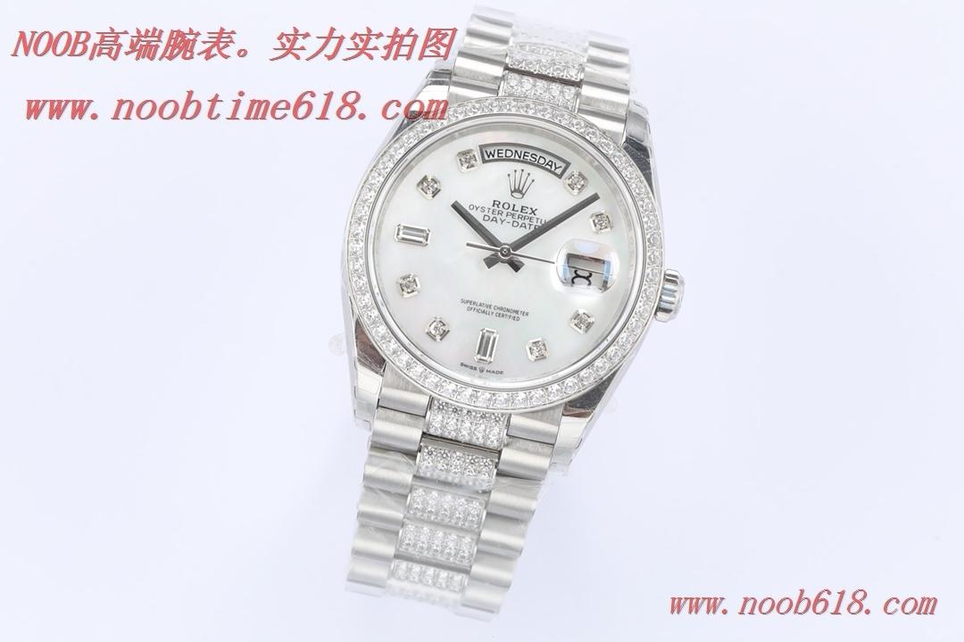 香港仿錶哪里買,2021新品EW廠手錶勞力士星期日志型36MM複刻手錶