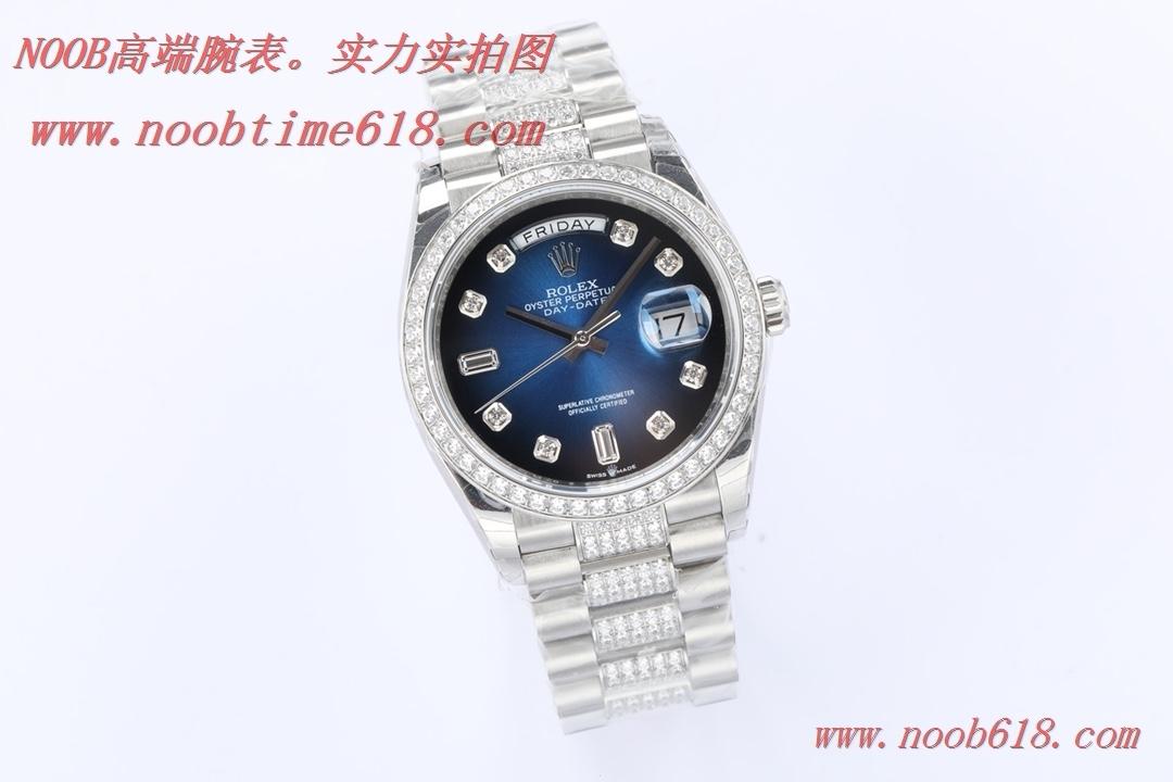 臺灣仿錶哪里買?EW廠手錶勞力士星期日志型36MM複刻手錶